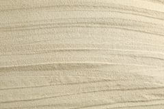 Clear sea sand as background, space for text and closeup. Summer vacation. Background royalty free stock images