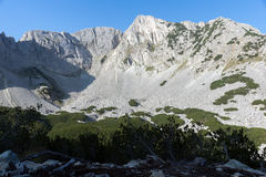 Clear Sky over Sinanitsa peak, Pirin Mountain Royalty Free Stock Photography