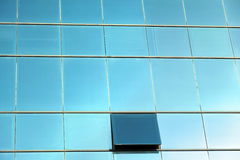 Curtain wall Window Stock Photo