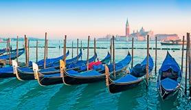 Clear sky in Venice Stock Photo