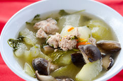 Clear Soup Royalty Free Stock Photos