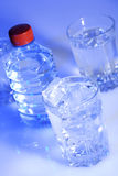 Clear spring water royalty free stock image