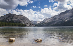 Clear Water. Beautiful spot in Yosemite National Park Stock Image