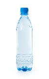 Clear water bottle Royalty Free Stock Images