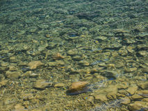 Clear water close up Stock Photo