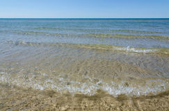 Clear water Royalty Free Stock Image
