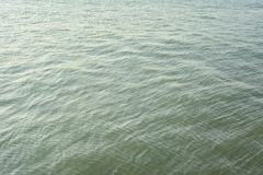 Clear water seascape Stock Photography