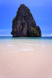 Clear water in thai sea Stock Image