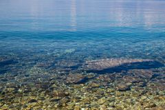 Clear waters Royalty Free Stock Images
