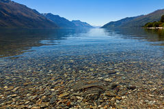 Clear waters Royalty Free Stock Image