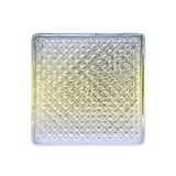 Clear white Glass wall surface texture Royalty Free Stock Photography