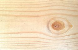 Clear wood Stock Photography