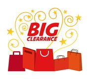 Clearance design Stock Photography