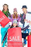 Clearance sale Stock Photography
