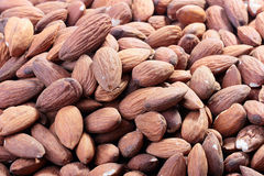 Cleared nut Royalty Free Stock Image