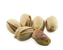 Cleared pistachio and more Royalty Free Stock Image