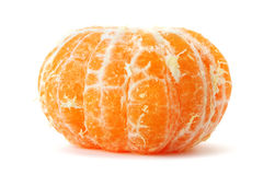 The cleared tangerine Royalty Free Stock Photo