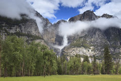 Clearing storm over Yosemite Royalty Free Stock Photography