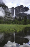 Clearing storm over Yosemite Valley Royalty Free Stock Photography