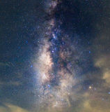 Clearly milky way Stock Photography