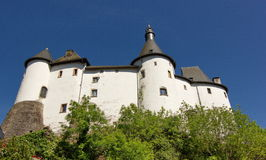 Clearvaux Castle, Luxembourg, Europe Royalty Free Stock Photos