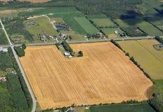 Clearview Ontario, aéreo Fotos de archivo libres de regalías