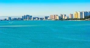 Clearwater,佛罗里达 免版税库存图片