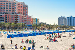 Clearwater Beach, Florida Stock Image