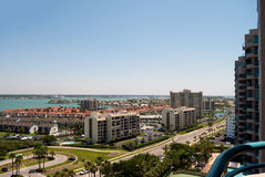 Clearwater Beach. 0n the west coast of Florida Royalty Free Stock Image