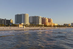 Clearwater Beach, Winter Haven Stock Images