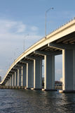 Clearwater bridge Royalty Free Stock Photography