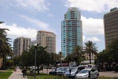 Clearwater du centre la Floride Photographie stock libre de droits