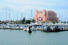 Clearwater la Florida Foto de archivo libre de regalías