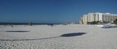 clearwater la Floride de plage Image stock