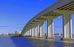 Clearwater pomnika most Zdjęcie Stock