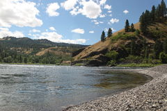 Clearwater River Royalty Free Stock Photography