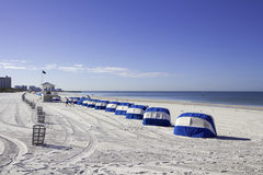 Clearwater-Strand-Morgen
