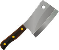 Cleaver Royalty Free Stock Photography