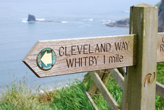 Cleavland way Stock Photography