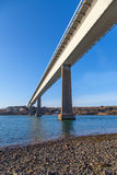 Cleddau Bridge Stock Photo