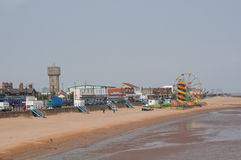 Cleethorpes Sea Front Stock Photography