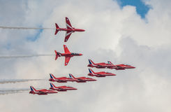 Cleethorpes seafront, England - July 19, 2013: Roy Stock Image