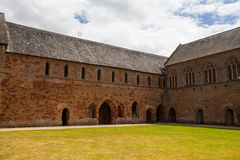 Cleeve-Abtei ist ein mittelalterliches Kloster, das nahe dem Dorf von gelegen ist Lizenzfreie Stockfotos