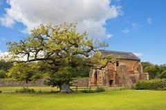 Cleeveabdij, Somerset, Engeland Royalty-vrije Stock Foto's