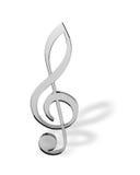 clef g Стоковое Изображение