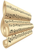 clef triplo 3D Fotografie Stock