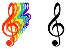 clefs πρίμο ελεύθερη απεικόνιση δικαιώματος