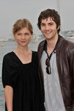 Clemence Poesy, Jim Sturgess Royalty Free Stock Photo