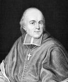 Clemens Augusti av Bayern royaltyfria bilder