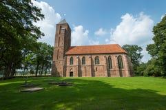 Clemenskerk Havelte Fotografia de Stock